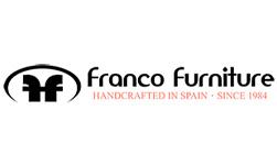Muebles F. Franco Logo