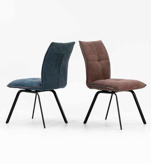 Imagen de varias sillas de la Serie Indira