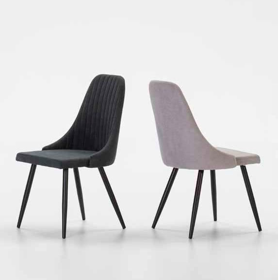 Imagen de varias sillas de la Serie Mina